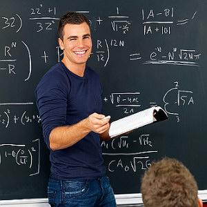 Men Com Teacher